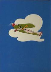 Verso de Bécassine -16a70- Bécassine en aéroplane