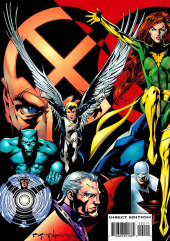 Verso de The official Marvel index to the X-Men (1994) -2- The Official Marvel index to the X-Men Vol. 2 No.2