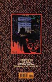 Verso de ZombieWorld: Winter's Dregs (1998) -2- ZombieWorld: Winter's Dregs #2