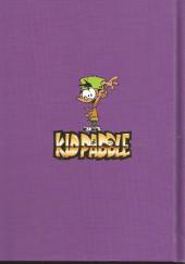 Verso de Kid Paddle -HS- Compil' de Gags