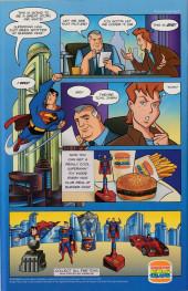 Verso de Adventures in the DC Universe (1997) -AN01- Adventures in the DC Universe annual #1