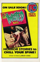 Verso de Alien Worlds (Pacific comics - 1982) -5- Issue # 5