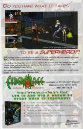 Verso de Super-Soldier (Amalgam Comics - 1996) -1- Super Soldier #1