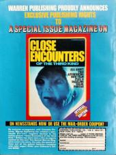 Verso de Creepy (1964) -97- Monsters!