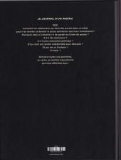 Verso de Spirou et Fantasio par... (Une aventure de) / Le Spirou de... -4c18- Le Journal d'un ingénu