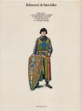 Verso de Bohémond de Saint-Gilles -1a1984- Les chevaliers du désert