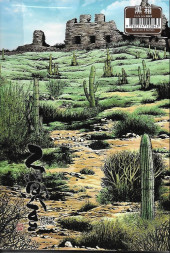 Verso de Billy the kid 21 -1- Tome 1