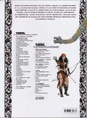 Verso de Thorgal (Les mondes de) - Kriss de Valnor -8- Le maître de justice
