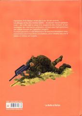 Verso de Tempête sur Bangui -2- Volume 2