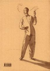 Verso de Les rochester -HS- Carnet de croquis pour l'affaire Claudius