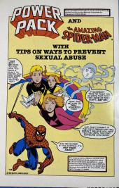 Verso de New Mutants (The) (1983) -40- Avengers Assemble!