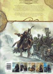 Verso de Elfes -8b- La dernière ombre