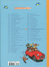 Verso de Boule et Bill -15- (Collection Eaglemoss) -3041- La Ribambelle reprend du service
