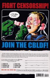 Verso de CBLDF Presents (The): Liberty Comics (2008) -1a- The CBLDF Presents: Liberty Comics #1