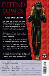 Verso de CBLDF Presents (The): Liberty Comics (2008) -2- The CBLDF Presents: Liberty Comics #2