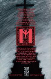 Verso de Marquis: Danse Macabre (The) (2000) -1- The Marquis: Danse Macabre #1