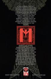Verso de Marquis: Danse Macabre (The) (2000) -4- The Marquis: Danse Macabre #4