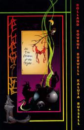 Verso de Negative Burn (1993) -4- Negative Burn #4