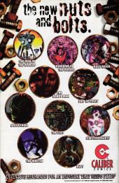 Verso de Negative Burn (1993) -38- Negative Burn #38