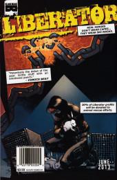 Verso de Occupy Comics (2013) -2- Occupy Comics #2