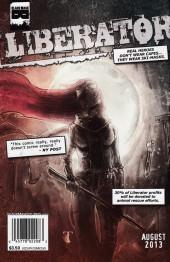 Verso de Occupy Comics (2013) -3- Occupy Comics #3