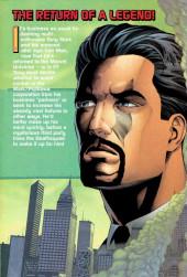 Verso de Iron Man Vol.3 (Marvel comics - 1998) -1- Looking forward