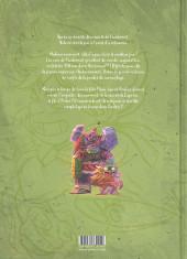 Verso de La boîte à musique -2- Le secret de Cyprien