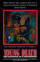 Verso de Rogue Tropper: The Final Warrior (1992) -8- Rogue Trooper: The Final Warrior #8