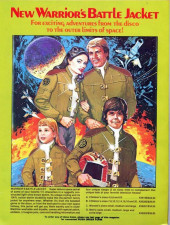 Verso de Creepy (1964) -119- They Came from the Stars as Sisters to the Human Race!