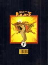 Verso de Rascals in paradise - Rascals in Paradise