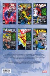 Verso de X-Men (L'intégrale) -35- X-Men : l'intégrale 1993 (IV)