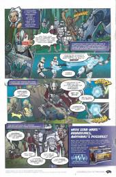 Verso de Star Wars: The Clone Wars (2008) -3- The Depths of Zygeria