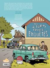 Verso de Jacques Gipar (Une aventure de) -7- Gaby le magnifique
