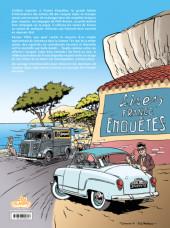Verso de Jacques Gipar (Une aventure de) -INT02- Aventures en Grand Large