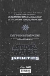 Verso de Star Wars - Infinities - Tome INT
