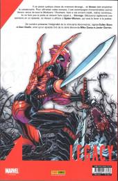 Verso de Marvel Legacy - Spider-Man Extra (Marvel France - 2018) -2- Venomverse