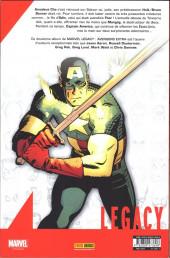 Verso de Marvel Legacy - Avengers Extra (Marvel France - 2018) -2- Retour sur la planète Hulk