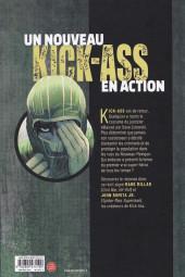 Verso de Kick-Ass : The New Girl -1- Tome 1