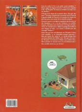 Verso de Les pompiers -12004- Des gars des eaux