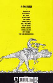 Verso de Dark Horse Presents (2011) -1158- Dark Horse Presents