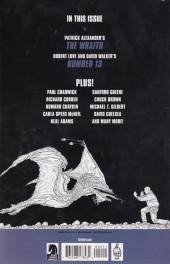 Verso de Dark Horse Presents (2011) -2159- Dark Horse Presents #2