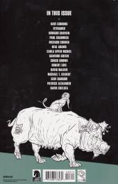 Verso de Dark Horse Presents (2011) -3160- Dark Horse Presents #3