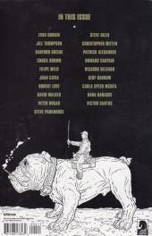 Verso de Dark Horse Presents (2011) -4161- Dark Horse Presents #4