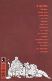 Verso de Dark Horse Presents (2011) -5162- Dark Horse Presents #5
