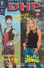 Verso de Dark Horse Presents (1986) -AN2000- Dark Horse Presents Annual 2000: Girls Rule!