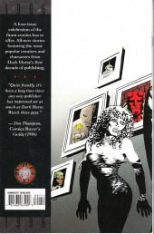 Verso de A decade of Dark Horse (1996) -1- A decade of Dark Horse #1