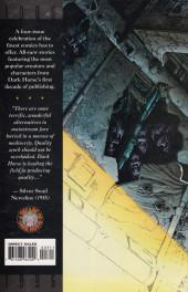 Verso de A decade of Dark Horse (1996) -3- A decade of Dark Horse #3