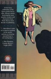 Verso de A decade of Dark Horse (1996) -4- A decade of Dark Horse #4