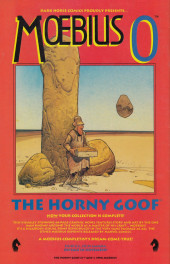 Verso de Dark Horse Presents (1986) -45- Dark Horse Presents #45