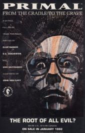 Verso de Dark Horse Presents (1986) -60- Dark Horse Presents #60